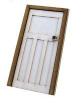 1:24th 1930's Door Kit