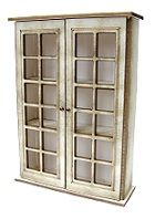 1:24th Glazed Tall Cupboard