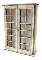 1:24th Glazed Tall Cupboard