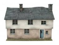 Barnacle Cottage Kit & Book in 1/48th