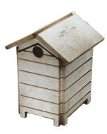 1:48th Beehive Kit