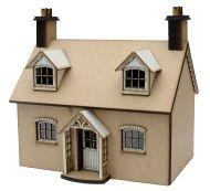 Bluebell Cottage Kit 1/48th
