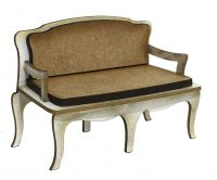 1:24th Canape Settee