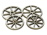 1:48th Cart Wheels