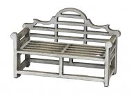 1:48th Classic Bench