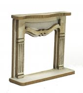 1:48th Classic Fire Surround