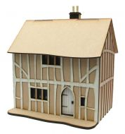 1/24th Cobweb Cottage Kit