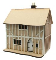 Cobweb Cottage Kit 1:24th