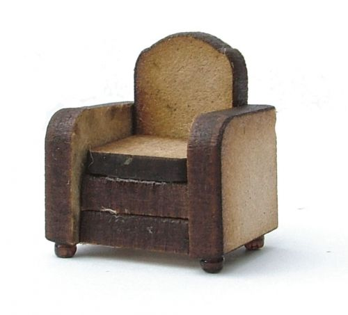 1:48th Cottage Arm Chair