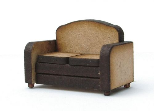 1/48th Cottage Two Seater Sofa