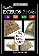 Create Exterior Finishes in four scales