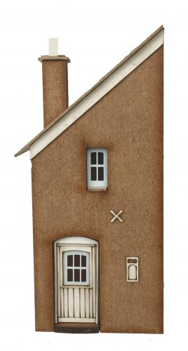 1/76th Crimple Cottage  (LOW RELIEF)