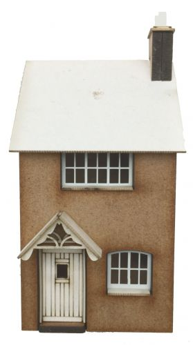 1/76th Daffodil Cottage  (LOW RELIEF)