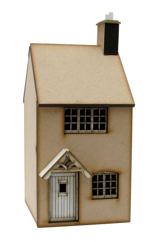 Daffodil Cottage Kit 1:48th - Part of Memory Lane