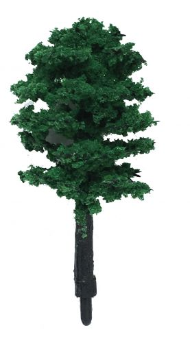 Dark Green Round Tree (or Bush)