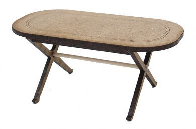 1:24th Dining Table