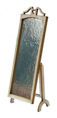 1:24th Scale Dressing Mirror