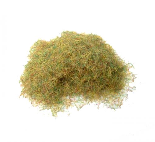 Dry Long Grass Landscaping Material