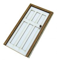 1:24th Edwardian Door Kit