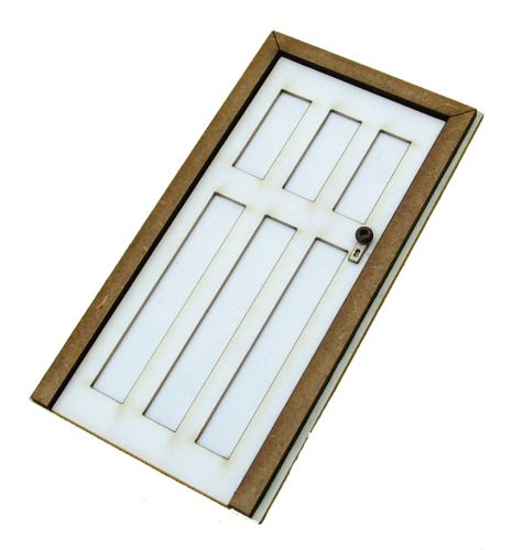 1:24th Edwardian Door Kit