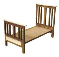 1/24th Edwardian Single Bed
