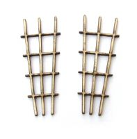 1:48th Fan Trellis (pair of)