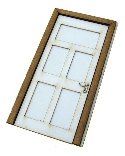 1/24th Fancy Victorian Door Kit