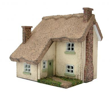 Flower Pot Cottage 144th/ Micro Scale