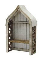 1:48th Fluted Arbour Kit