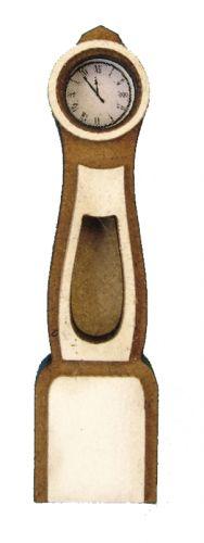 1/48th French Longcase Clock Kit
