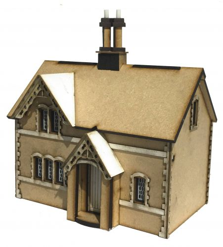 Gardener's Cottage 1/48th Scale Kit