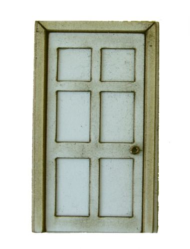 1/48th Georgian Door Kit