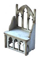 1:48th Gothic Settle Kit