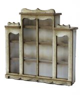 1:48th Grand Display Cabinet Kit