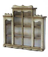 1:48th Grand Display Cabinet Kit