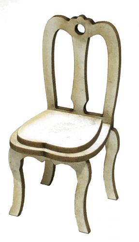 1:24th Hall Chair