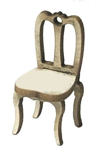 1/48th Hall Chair (pair of)
