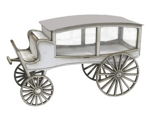1:48th Hearse Kit