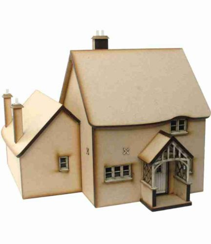 Hedgerow Cottage Kit 1:48th - '360' Premier Collection