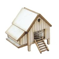 1:48th Hen House Kit