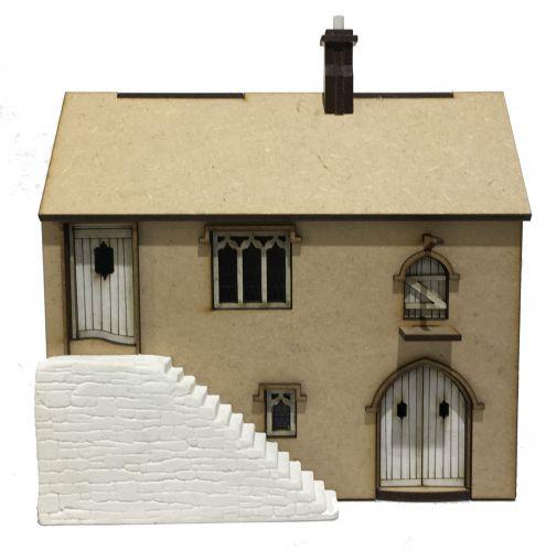 Hobbler's Loft 1:48th - Part of Cobblestone Snicket