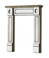 Panelled Fire Surround