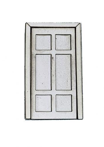 1:48th Classical Door