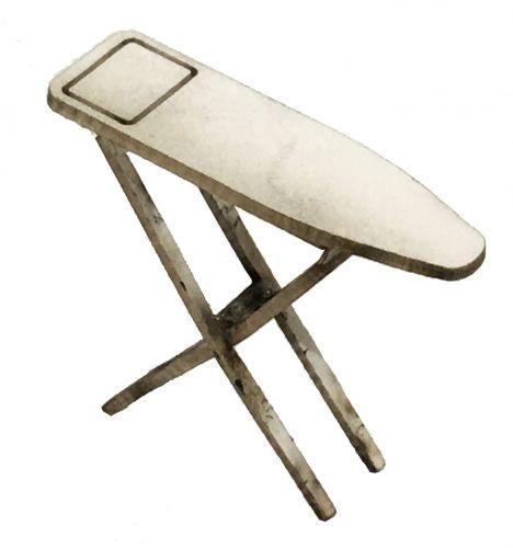 1:48th Ironing Board