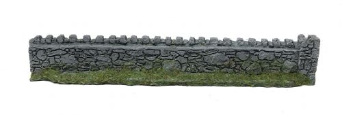 Light Grey Stone Wall