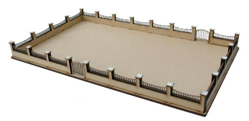 Playground/Walled Garden Kit 1:48th