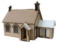 Little Acorns School House '360' Premier Collection 1/48th Scale Kit