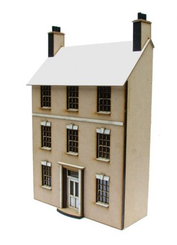 1/76th Marshalswick House (LOW RELIEF)