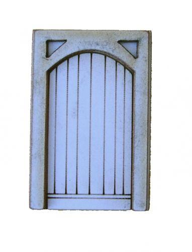 1:48th Medieval Door Kit