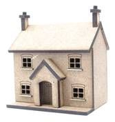 Washtub Cottage 144th/ Micro Scale